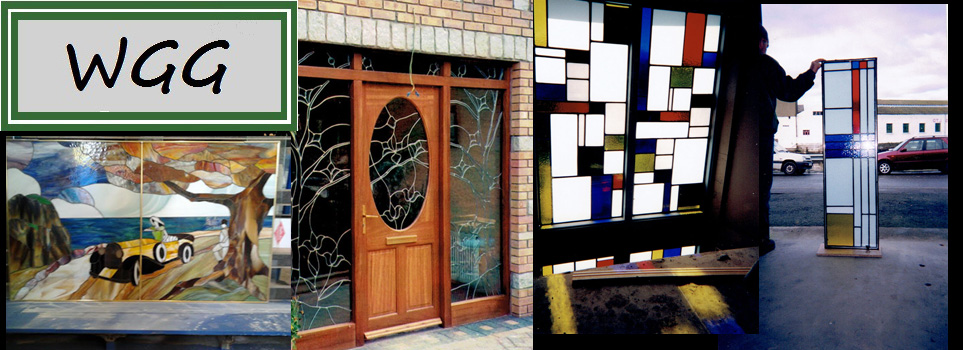 Wicklow Glass South Quay Wicklow Town Phone 0404 68382